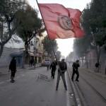Tunisini in rivolta