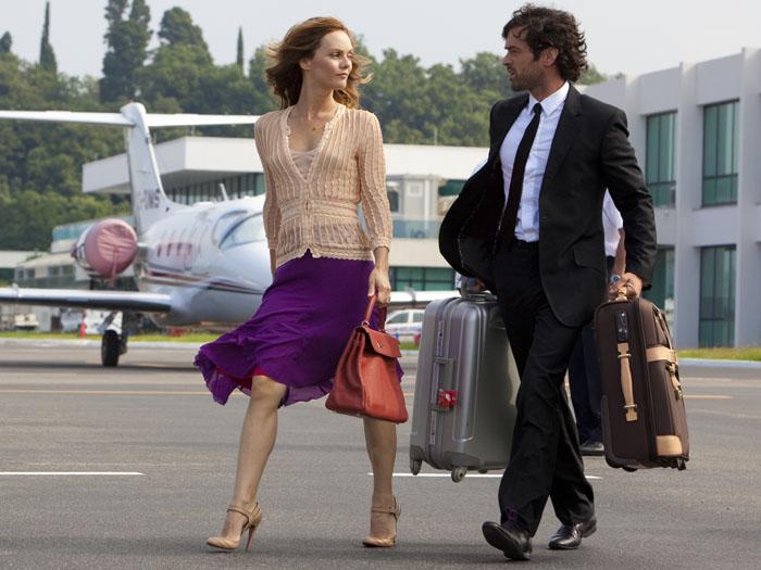 Vanessa Paradis e Romain Duris, la coppia del film Il Truffacuori