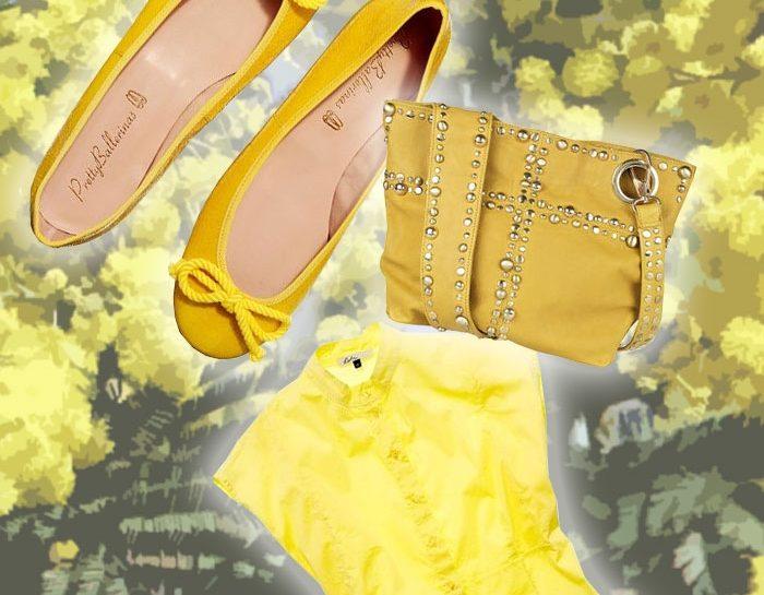 cover accessori gialli