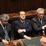 I gesti di Berlusconi e Tremonti