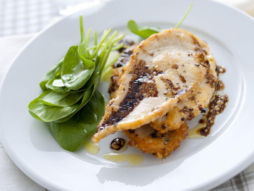 fettine-di-pollo-al-parmigiano-reggiano immagine