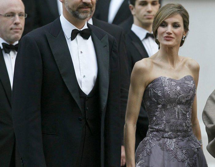 Principe Felipe e Principessa Letizia di Spagna