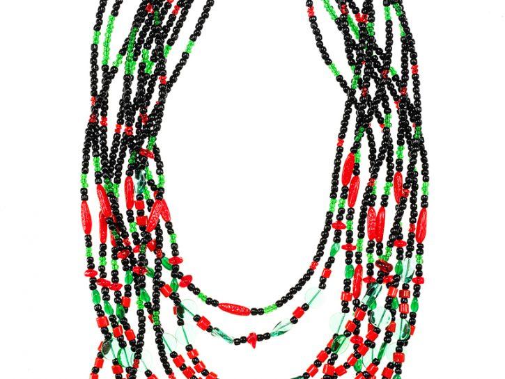 Collana tribale di Sharra Pagano