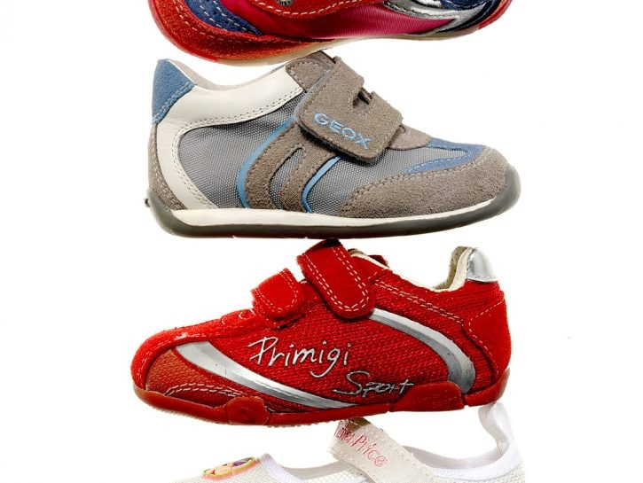 scarpe tela cover