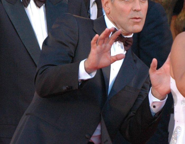 Clooney cinquantenne
