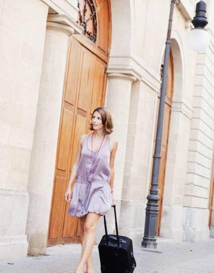 donna viaggio sola