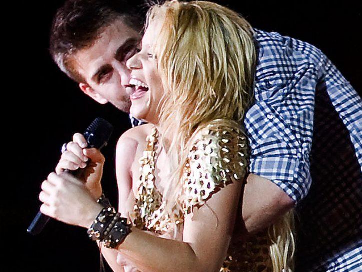 Piqué e Shakira