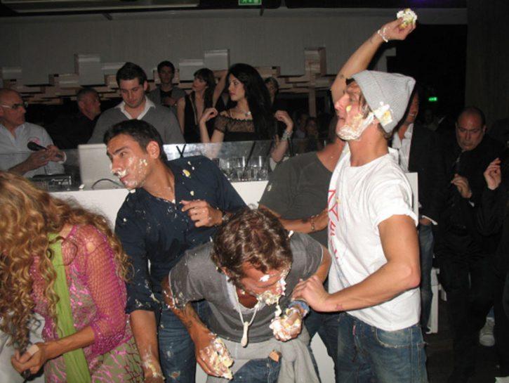 isola dei famosi party torte 01