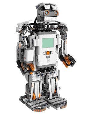 Come un robot, di Mindstorms