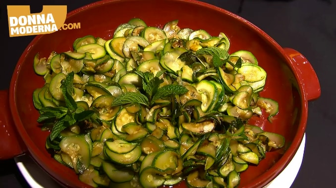 Schermata Zucchine al salto