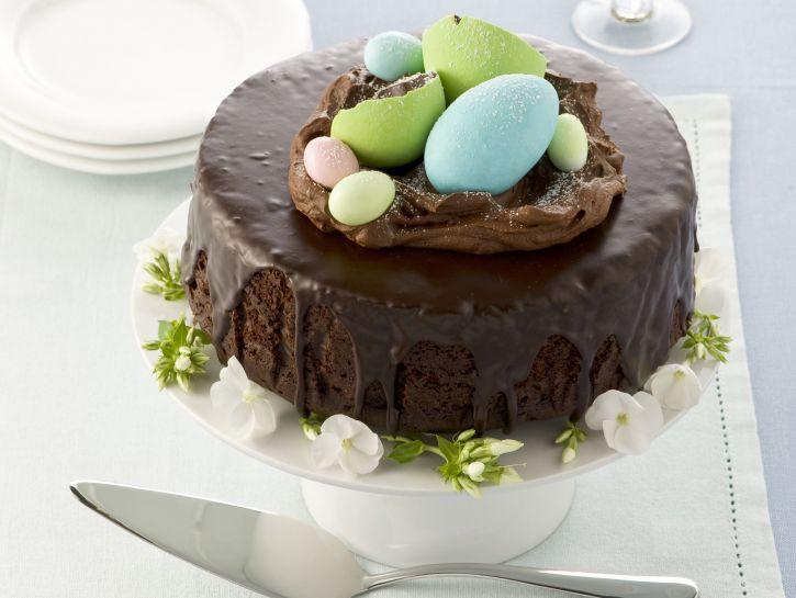 torta-al-caffe-con-ovetti-colorati ricetta