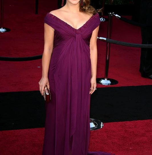 Auguri, Natalie Portman