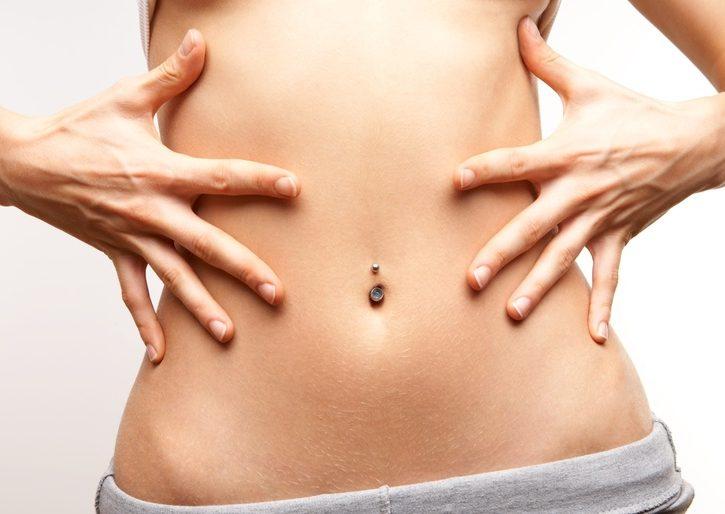 utero dolori mestruali ovaie colite coliche colon gravidanza