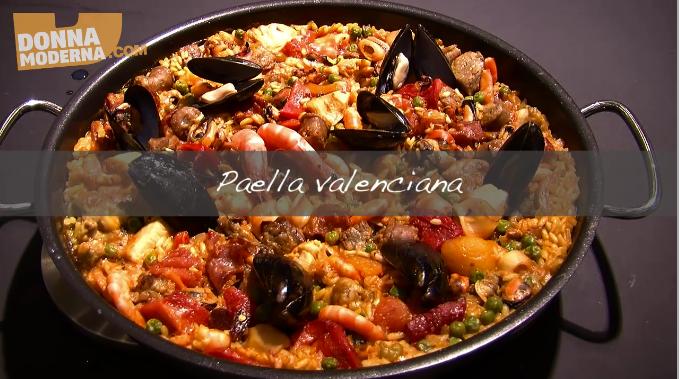 Schermata Paella