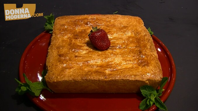 Schermata Torta morbida di fragole