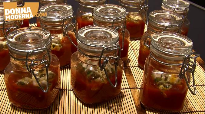 Schermata Zuppetta di pomodori e pollo