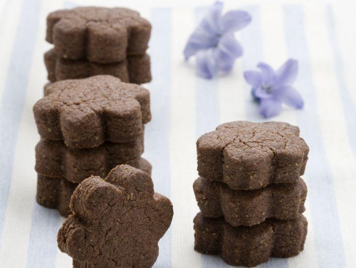 frollini-di-farina-di-riso-al-cioccolato preparazione