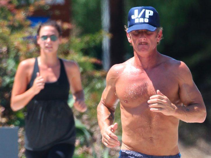 Sean Penn in gran forma con Shannon