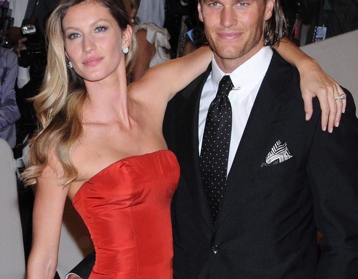 Gisele e Tom Brady