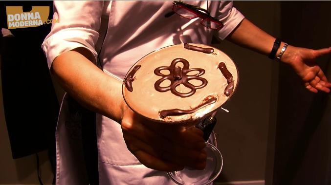 Schermata Mousse al cioccolato