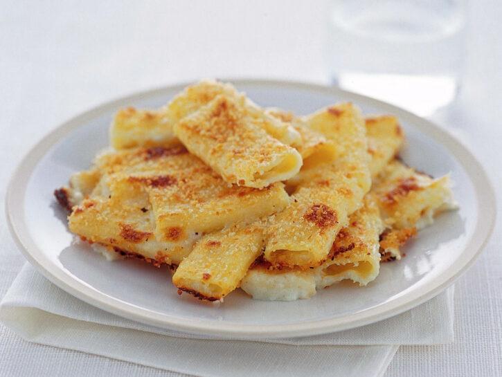 Maccheroni ai 4 formaggi