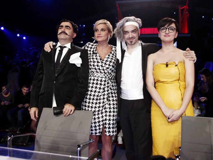 I giudici di X Factor 5