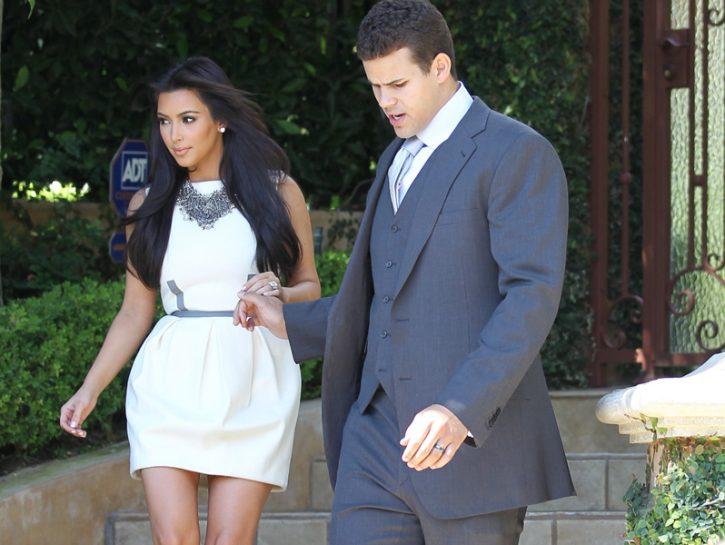 Kim Kardashian e Kris divorziano