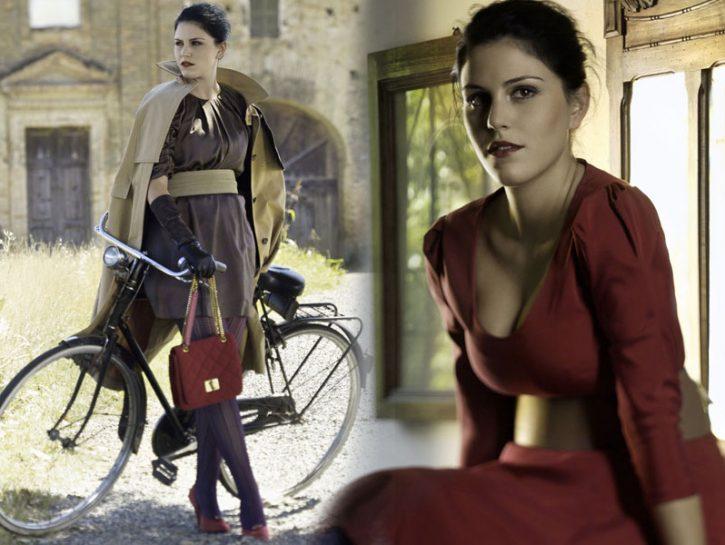 cover moda rosso