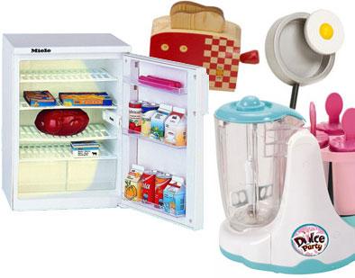 giocattoli cucinare
