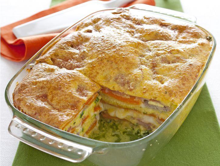 parmigiana-di-zucchine-e-carote immagine