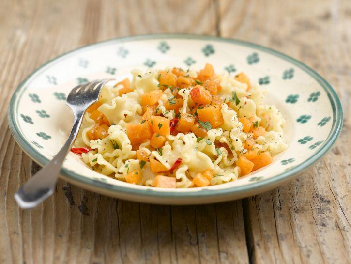 pasta-con-la-zucca-alla-napoletana