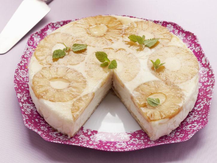 torta-rovesciata-ananas-e-cocco preparazione