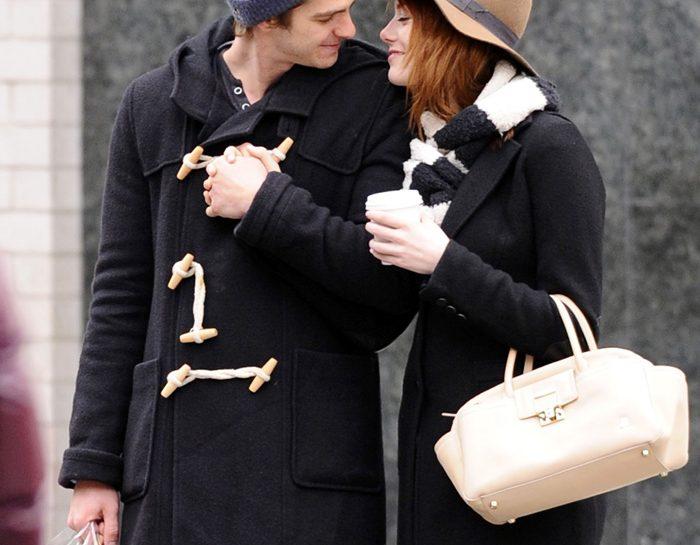 Emma Stone e Andrew Garfield (5)