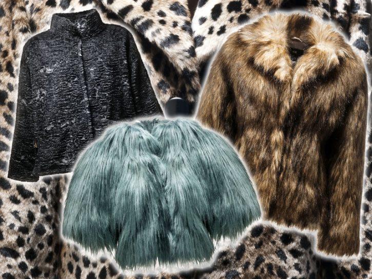 cover pelliccia eco