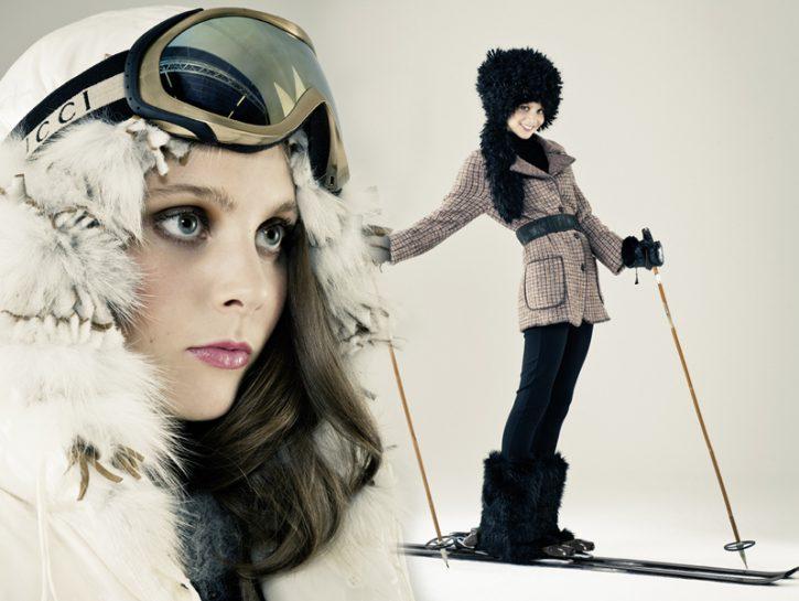 cover moda glamour sottozero