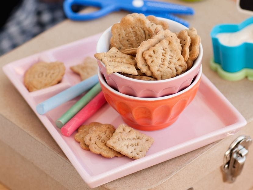 Cracker aromatici