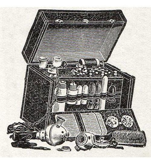 Un mondo di vibratori vintage!