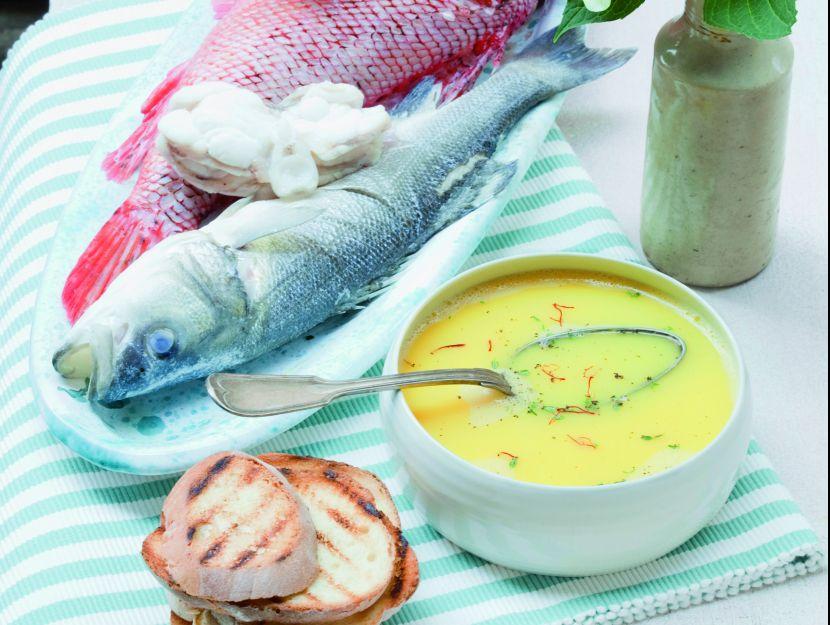 bourride-provencale-zuppa-di-pesce ricetta