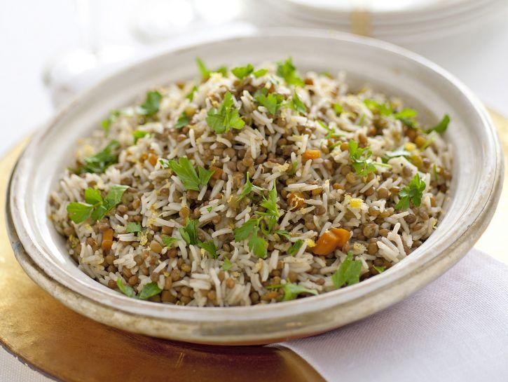 insalata-calda-di-riso-e-lenticchie immagine