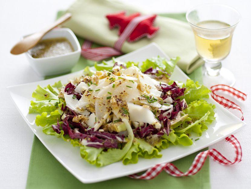 insalata-di-carciofi-con-pere-e-pecorino immagine
