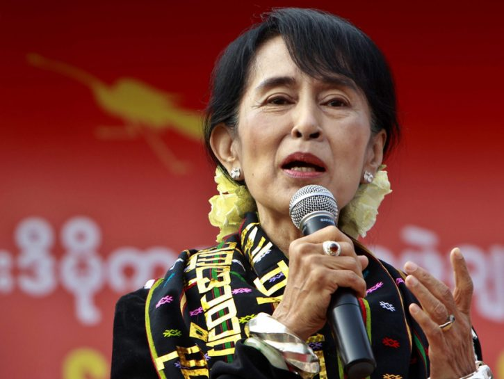 aungsansuukyi lady cover
