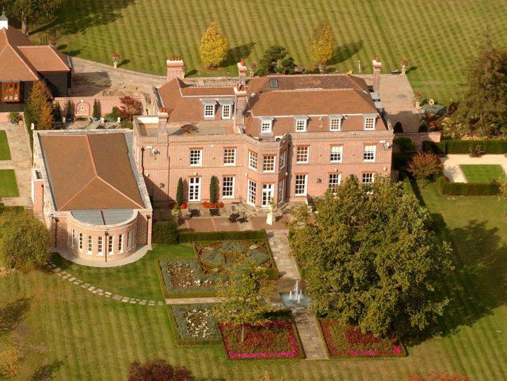 Villa Beckham Herfordshire