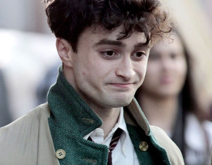 Daniel Radcliffe fa carriera
