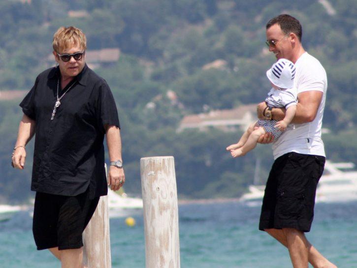 La casa di Elton John (5)