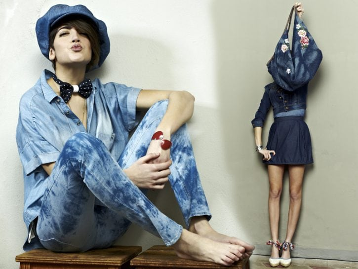 cover moda total jeans