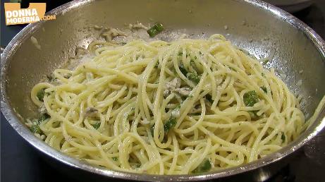 Anteprima Spaghetti poveri alla pescatora