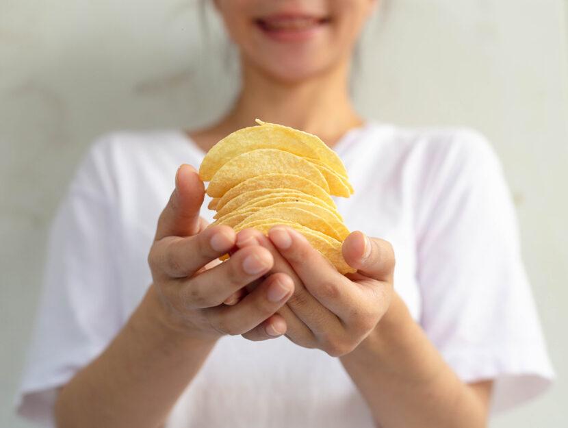 Patate e patatine