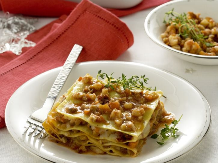 lasagne-con-ragu-di-pesce-misto preparazione