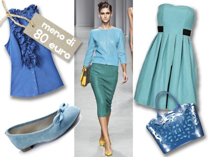 cover moda azzurro