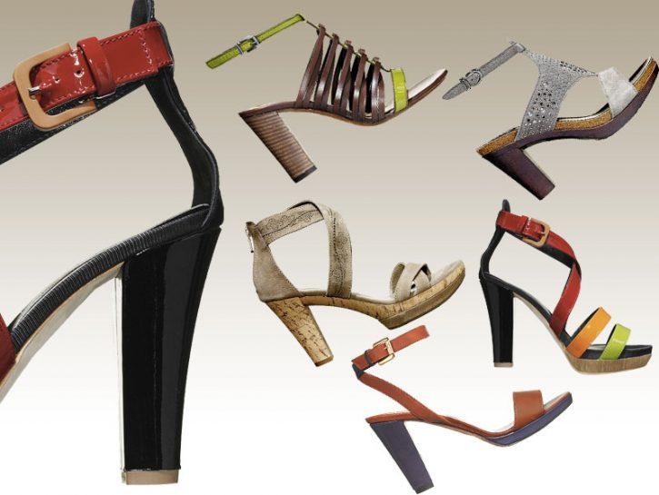 cover scarpe colonna